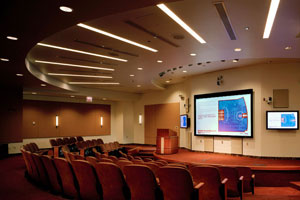 Crestron-Auditorium-miami