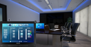 crestron boardrooms miami